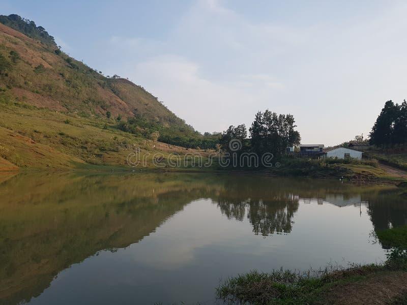 lagune photographie stock libre de droits