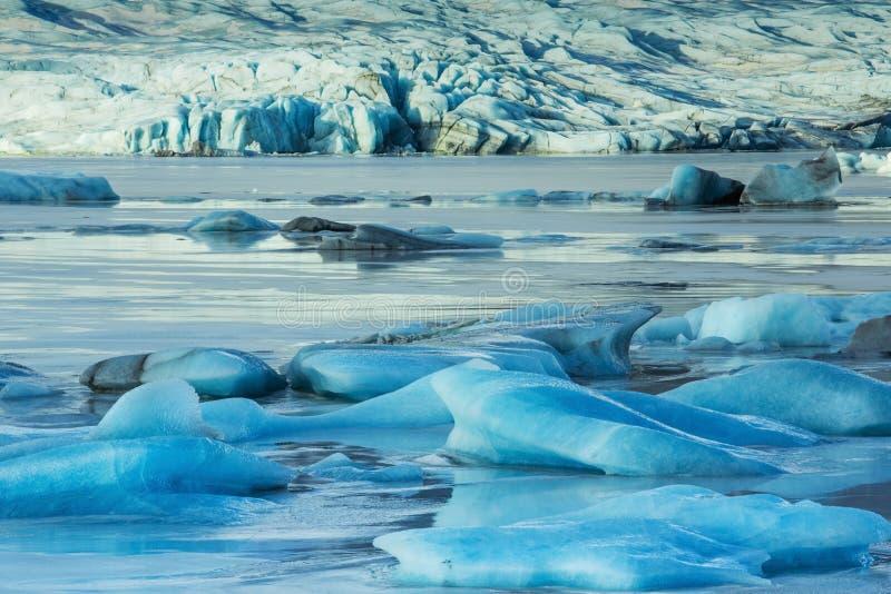 Lagune de glacier photos stock
