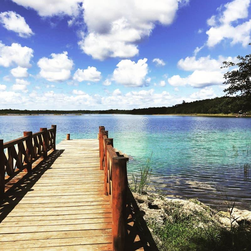 lagune royalty-vrije stock afbeeldingen