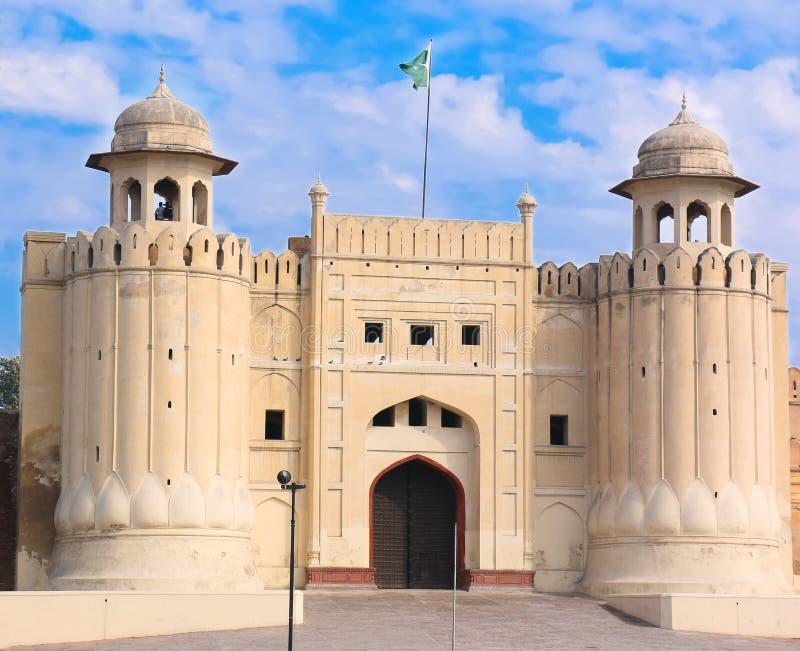 Lahore Fort Pakistan imágenes de archivo libres de regalías