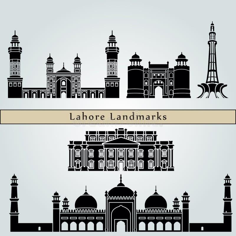 Lahoreoriëntatiepunten