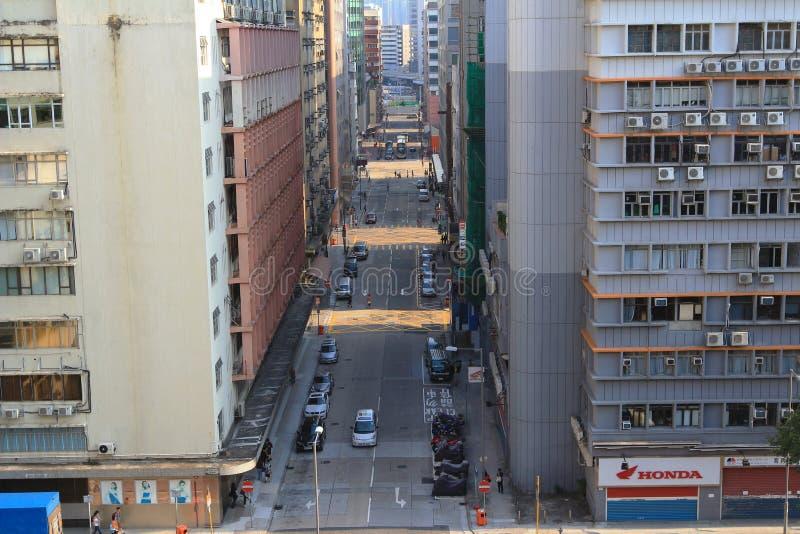 Lai Chi Kok district. Hk stock photo