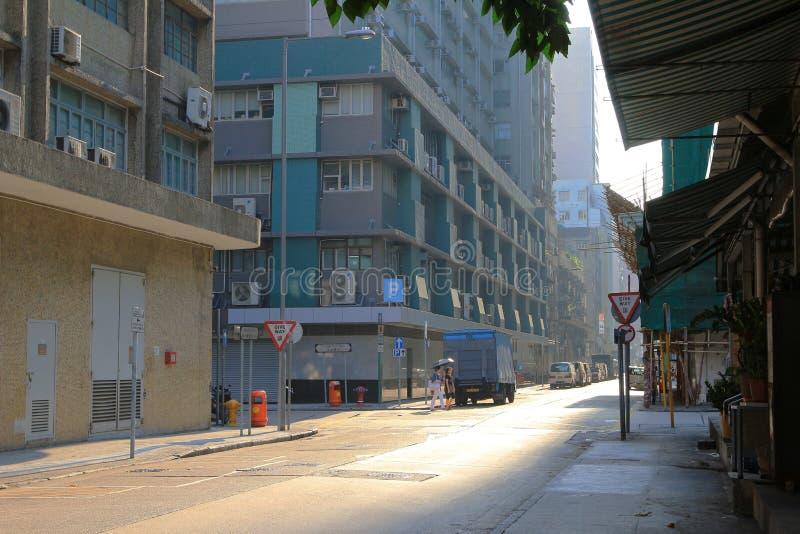 Lai Chi Kok district. Hk stock photos