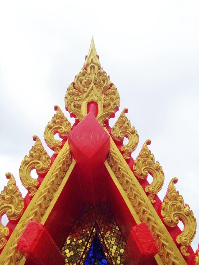 Lai tailandés foto de archivo