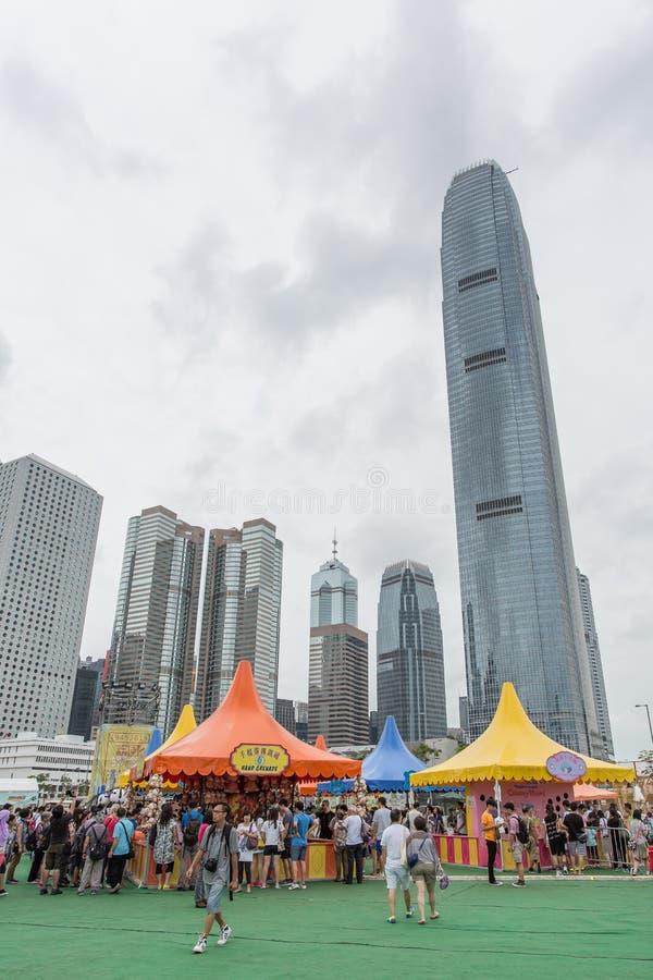Lai Yuen Super Summer 2015 fotos de archivo libres de regalías