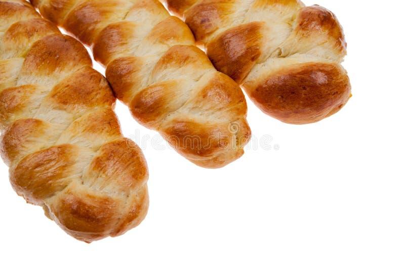 Laibe des selbst gemachten Brotes lizenzfreie stockbilder
