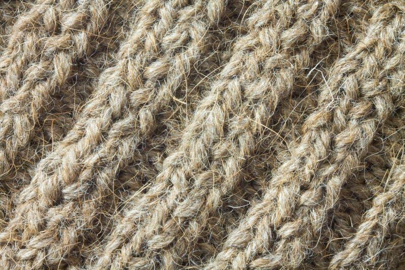 Laine 1 de chameau de textures de milieux macro photo libre de droits