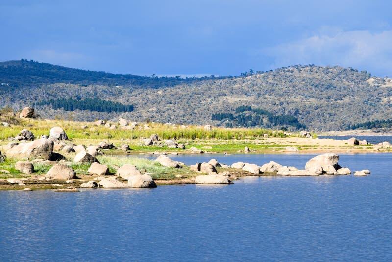 Lais de Jindabyne de lac dans l'Australie photographie stock