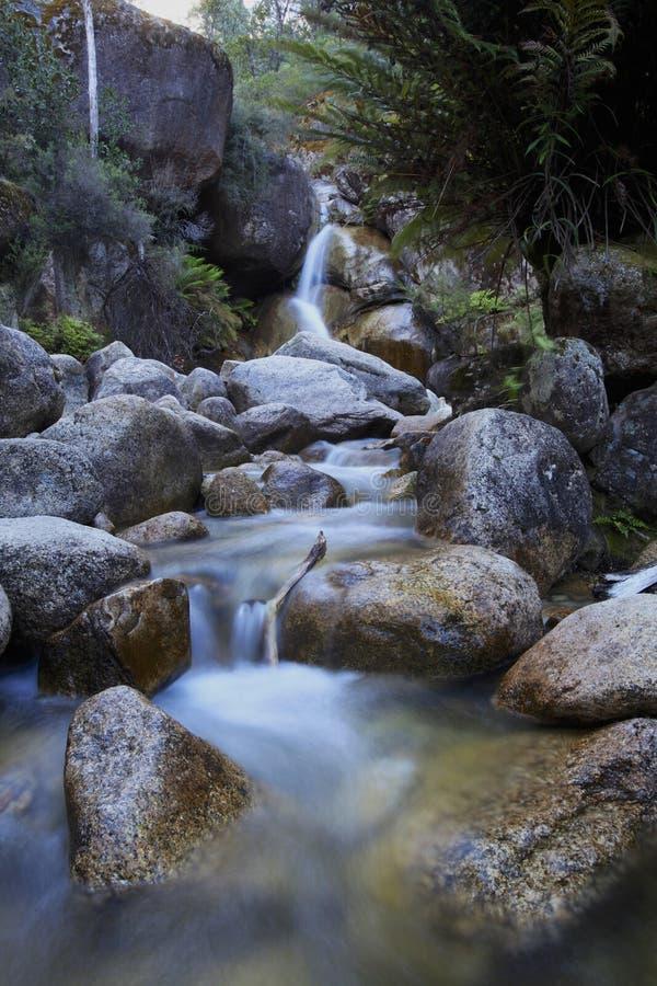 Laissez l'esprit couler comme l'eau photographie stock libre de droits