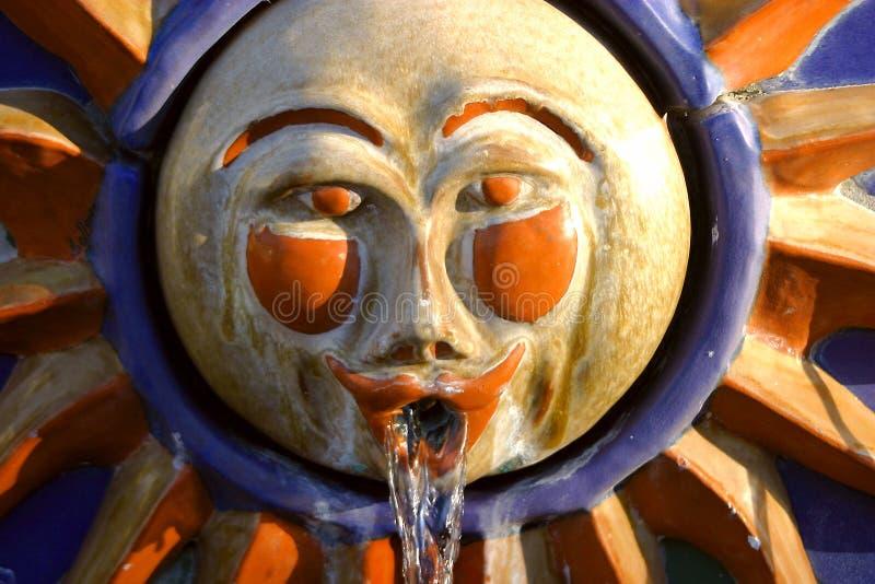Laissez le Sun briller dedans image libre de droits