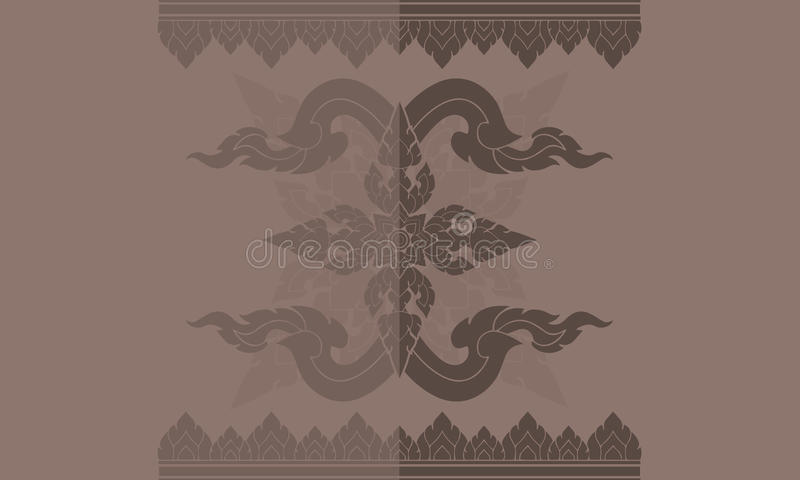 Laithailai kanok 02 royalty-vrije stock afbeelding