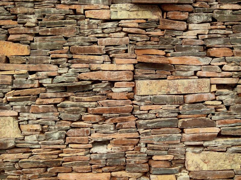 Laja stone wall background royalty free stock photography