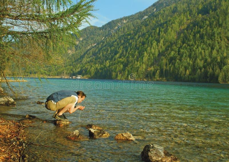 lake 2 arkivbilder