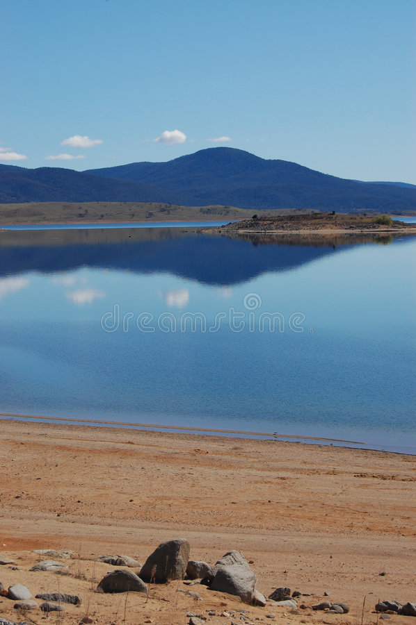 Download The Lake stock photo. Image of quiet, blue, escape, calm - 3171032