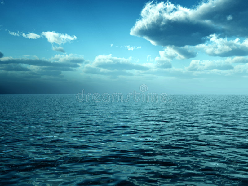 Download The Lake 4 stock image. Image of waves, cloudy, skyscape - 4711737