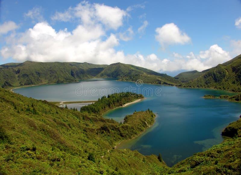 Download Lake stock photo. Image of view, lake, vegetation, beauty - 460882