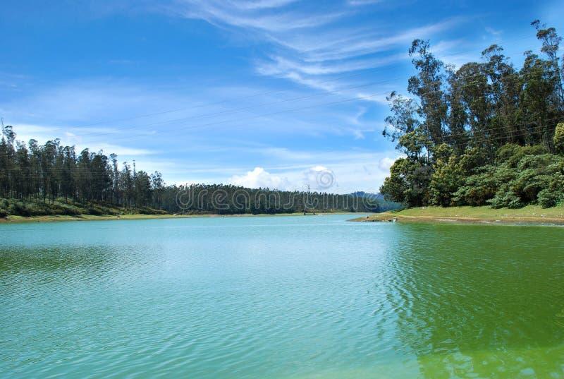 Download Lake stock photo. Image of river, landscape, india, highland - 7606822