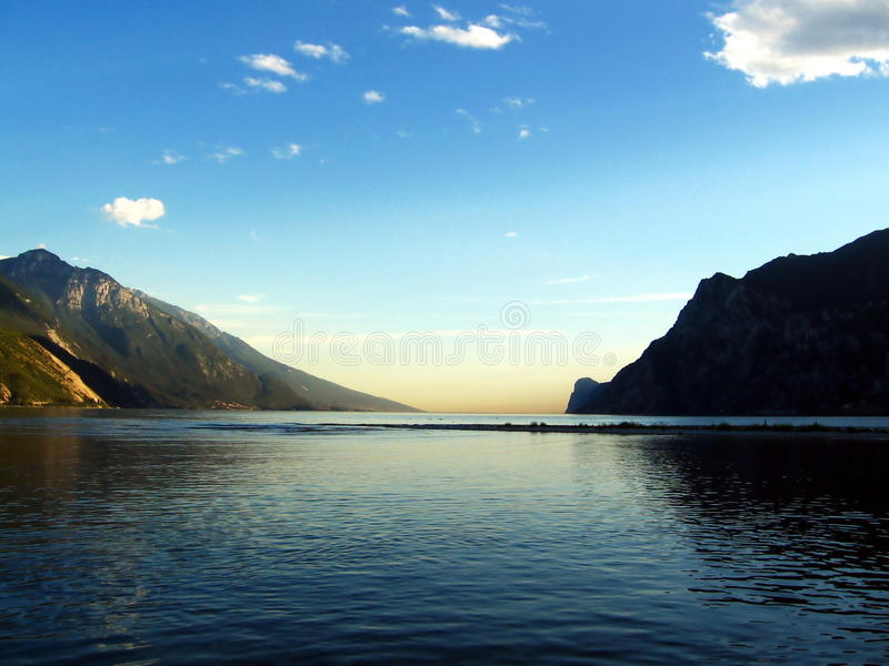 Download Lake stock photo. Image of minnor, landscape, holiday - 9385794