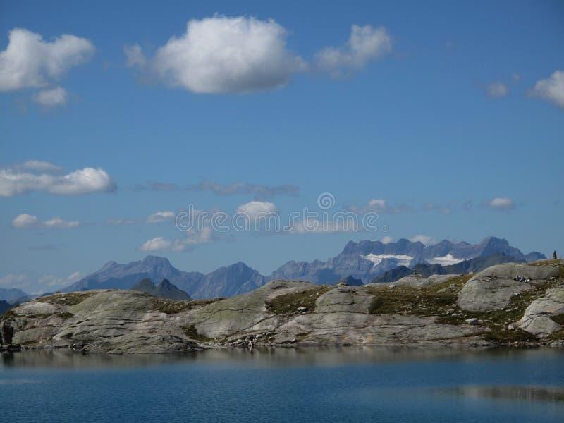 5-lake aumento, Schottensee, CH immagine stock libera da diritti