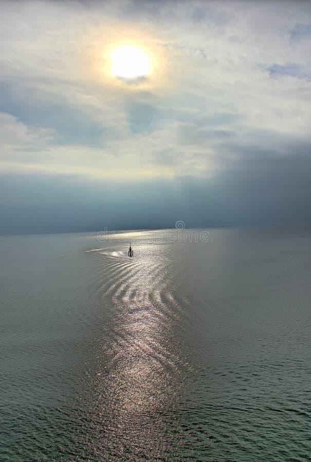 Lake bavarian sea royalty free stock photography