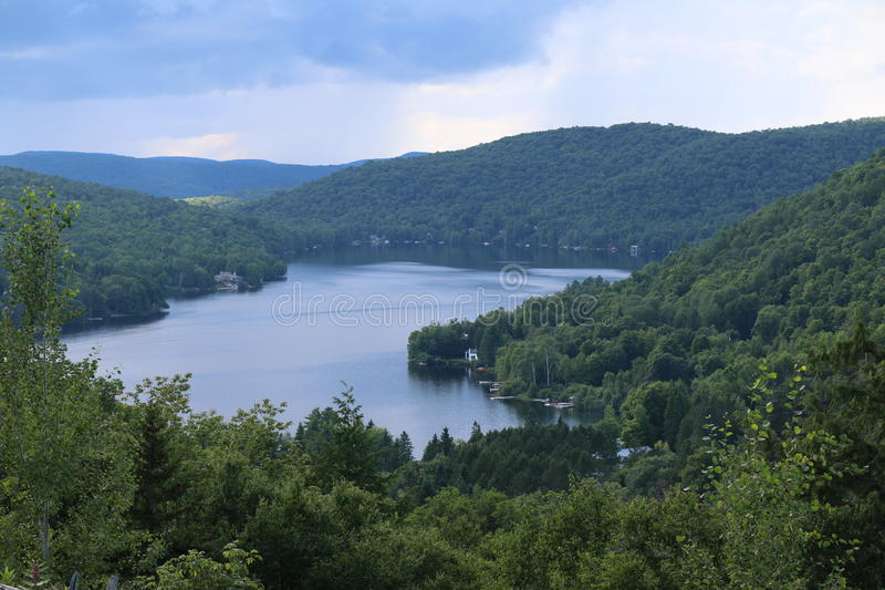 Lake royalty free stock image