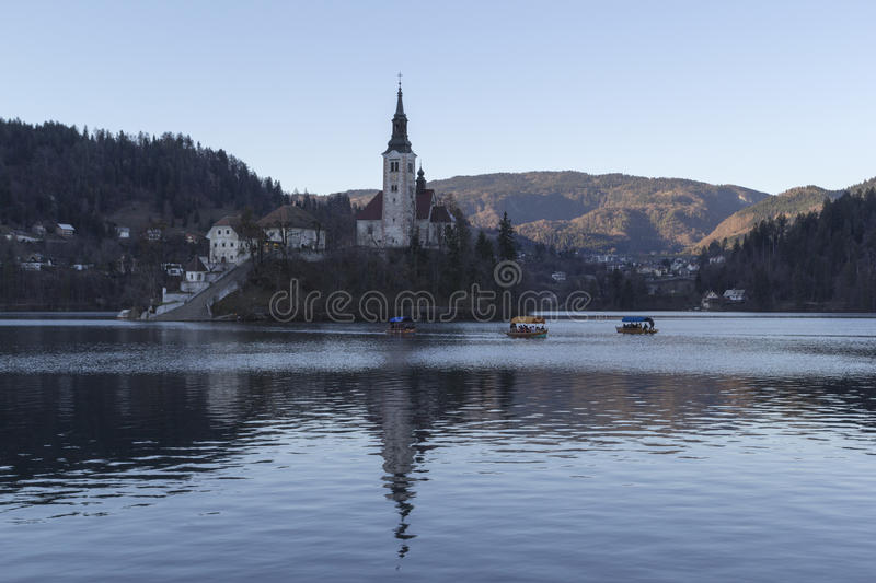 Lake of Bled stock photos