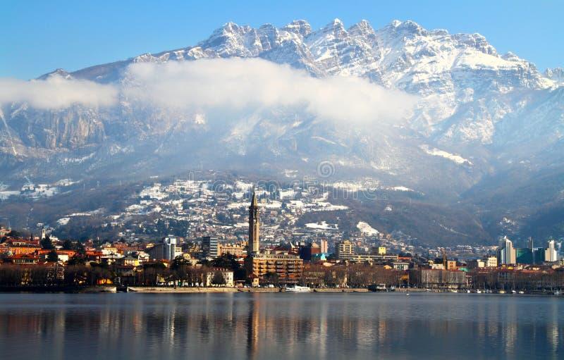 Download Lake Como stock photo. Image of mountain, lombardia, pennuto - 13266556