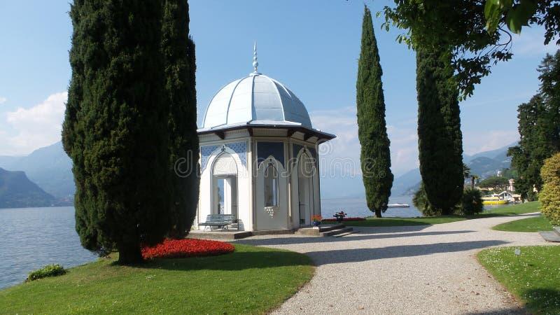 Lake Como stock photography