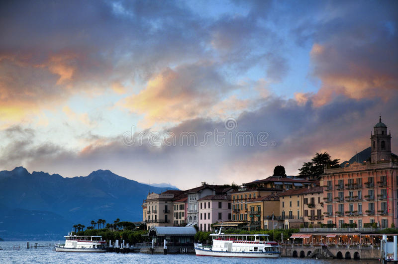 Download Lake Como In Northern Italy Editorial Stock Image - Image: 83723724