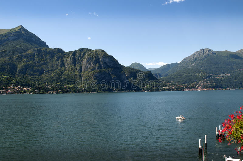 Download Lake Como In Northern Italy Editorial Stock Photo - Image: 83723678