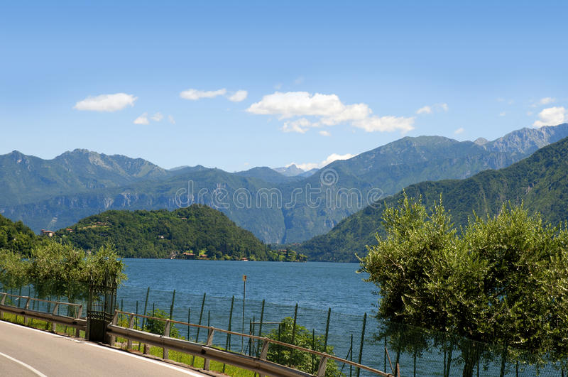 Download Lake Como In Northern Italy Editorial Stock Photo - Image: 83723778