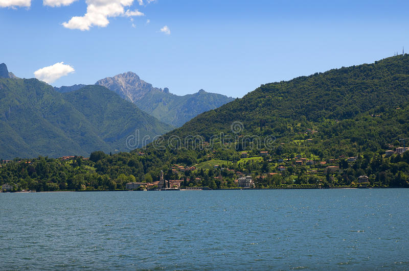 Download Lake Como In Northern Italy Editorial Photo - Image: 83723786