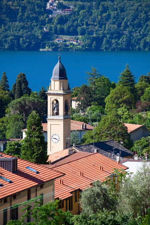 Lake Como royalty free stock photos