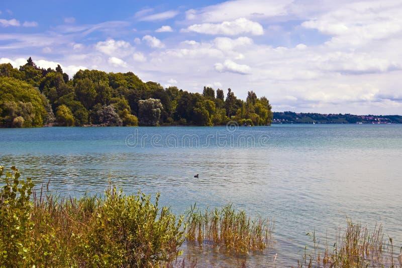 Lake Constance arkivfoton