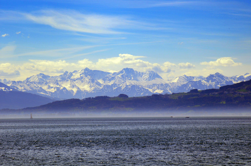 Lake of Constance royalty free stock photo
