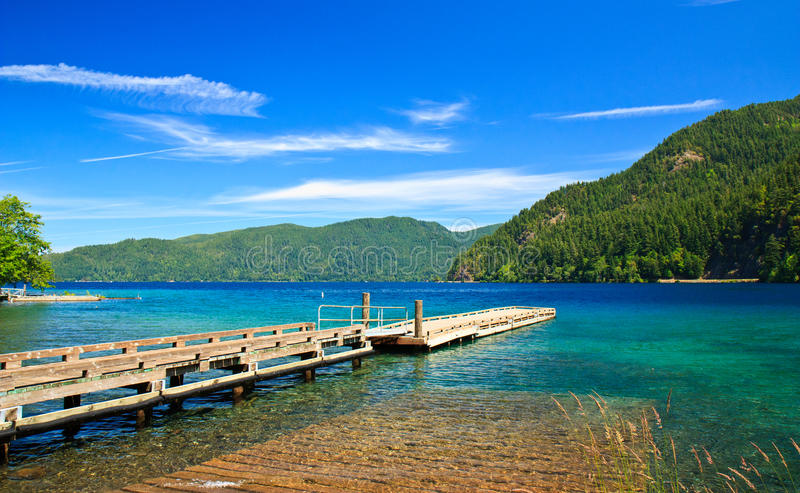 Download Lake Crescent, Olympic National Park Stock Image - Image: 20231471