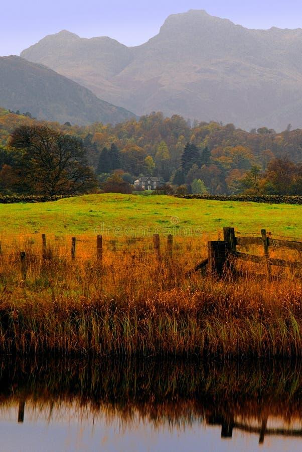 Lake District National Park Cumbria Stock Photo