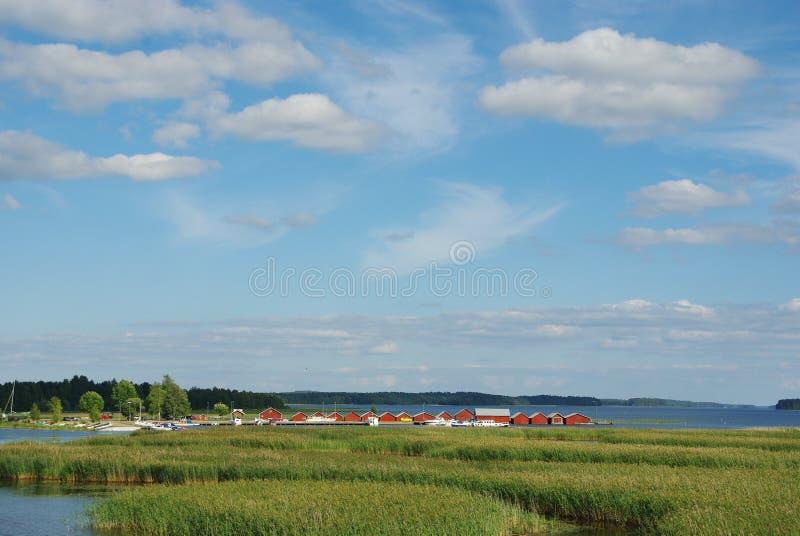 Download Lake Finland stock image. Image of destination, european - 26019207