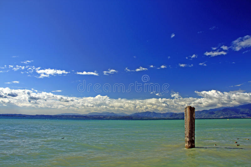 Download Lake Garda, Italy stock image. Image of panorama, lazise - 25469361