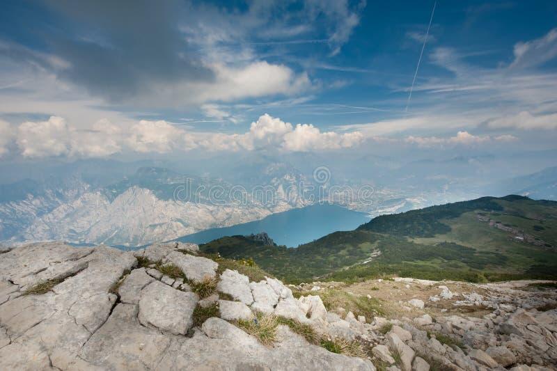 Download Lake Garda Panoramic stock image. Image of holiday, gardasee - 19737331