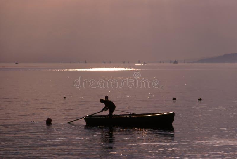 Download Lake Geneva stock image. Image of europe, boat, sailboats - 27612775