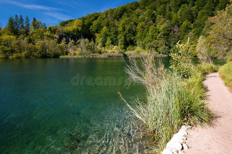 Download Lake Gradinsko stock image. Image of lakes, trail, nature - 27441697
