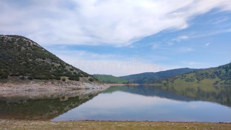 Lake of The Great royalty free stock photos