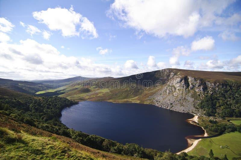 Lake Guinness in Ireland