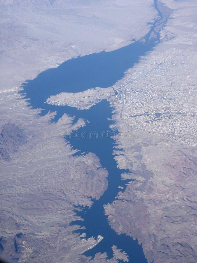 Lake Havasu imagem de stock