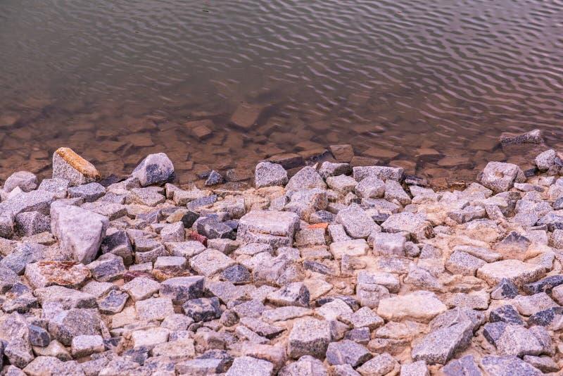 The lake in Hinoki land. Thailand royalty free stock images