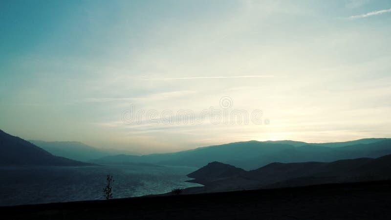Lake Isabella royalty free stock photo