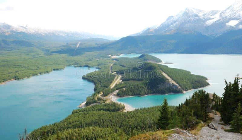 Lake and Island royalty free stock photo