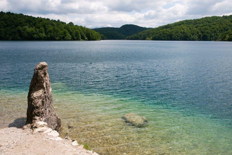 Download Lake Kozjak stock photo. Image of national, green, travel - 25359738