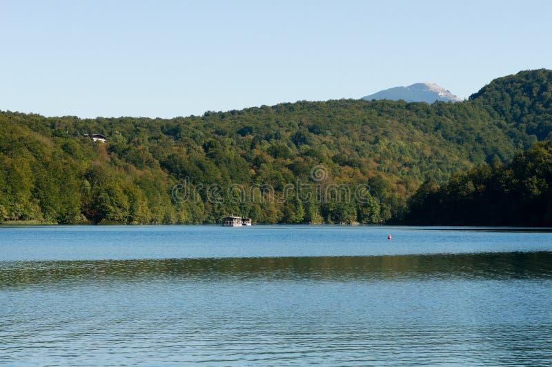 Lake Kozjak Stock Image
